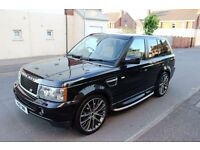 ***Immaculate 2007 Range Rover Sport V6 SE(Autobiography Upgrades)******