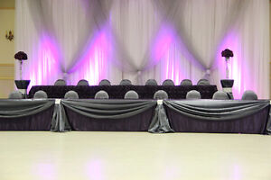 WEDDING AND EVENT DECORATIONS-by GLAMOUR EVENTS Windsor Region Ontario image 1