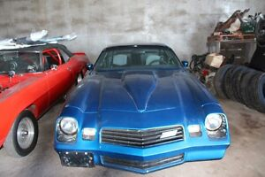 Z28 AND TRANS AM