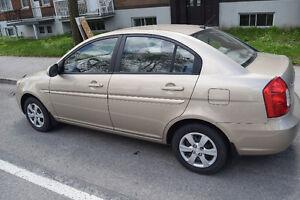 2010 Hyundai Accent GL Berline