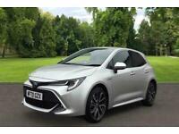 2020 Toyota Corolla 2.0 VVT-i (178bhp) Excel Hybrid CVT Auto Hatchback P/Electri