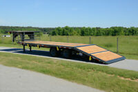 Flatbed transportation & RV delivery