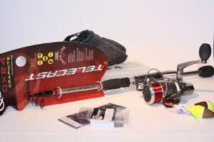 Fishing Rod with full starter kit