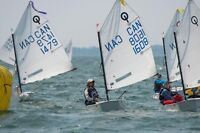 Race Optimized Optimist Sailboat (Kids up to 15 yr old)