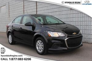 2017 Chevrolet Sonic Sedan LT - 6AT