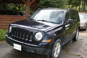 2011 North Edition Jeep Patriot - 5-Speed Manual - 4x4