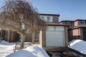 Lovely Detached 2 Story 3 Bdrm Home In Ajax