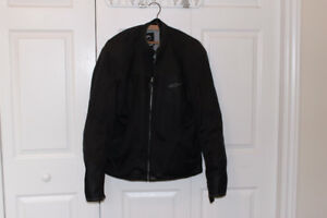 Men's Nylon Motorcycle Jacket