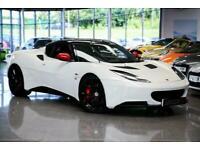 2014 Lotus Evora 3.5 VVT-i V6 Sports Racer 2+2 Coupe 2dr Coupe Petrol Manual