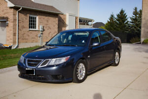 2009 Saab 93 2L T (Will E-test and Certify)