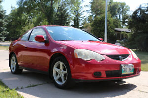 2002 Acura RSX safetied, price reduced from $5000, ,