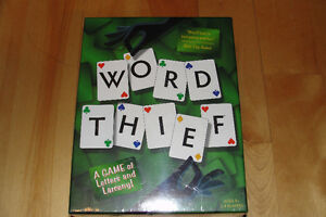Board Games -- english, never opened