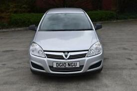 1.4 CLUB P 3D 90 BHP DIESEL MANUAL CAR DERIVED VAN 2010