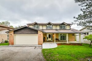Beautifully maintained country size property.