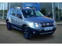 2017 Dacia Duster 1.5 dCi 110 SE Summit 5dr with Bluetooth,Cruise Control,Naviga