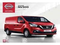 New 18 Nissan NV300 L1 H1 SWB Tekna 120ps Van *Zero Deposit Finance*