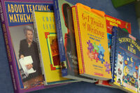 Education Books (8) for Teachers/Homeschoolers - All Subjects