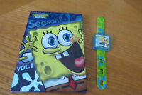 Spongebob Season 6 of episodes - dvd set
