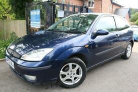 2003 (53) Ford Focus 1.6 INK Heated Leather Seats Long MOT Full Service History