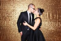 "PROFESSIONAL DJ & PHOTO BOOTH SERVICES for your ""Wedding Day""!"