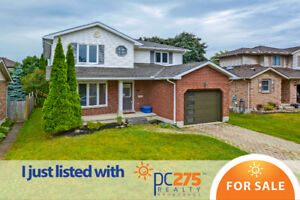 78 Knowles Drive – Well Maintained 2 Storey Home