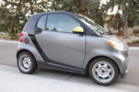 2010 Smart Fortwo Coupe Grey Edition(2 door)**LOW MILEAGE***