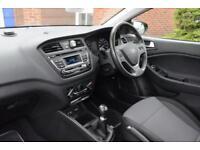 2015 Hyundai i20 1.2 SE (84PS) Petrol black Manual