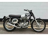 1961 Matchless G80 CRS 500cc Scrambler Special - An Awesome Machine !