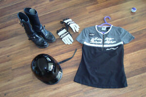 Women's or Youth Motorcycle Apparel  Harley Davidson