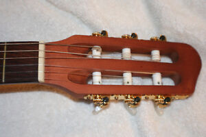 Ami Folk / Nylon Parlour Guitar Package, w/ Case & Book Kitchener / Waterloo Kitchener Area image 6
