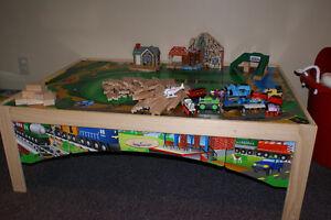 Thomas the Train Set & Imaginarium Play Table