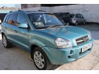 Hyundai Tucson 2.0CRTD CDX.ESTATE