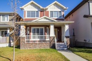 Excellent 5 bedroom house with fully finished walk out basement