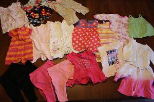 Vêtements 3 mois bébé fille (été)