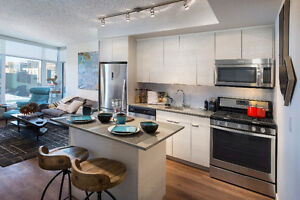 Stunning Brand New Apartments in Calgary's Downtown!