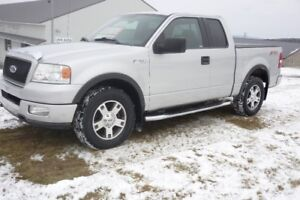 2004 Ford F-150 fx4 automatique..aubaine..!!