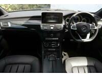 2016 Mercedes-Benz CLS CLS 220d AMG Line Premium 4dr 7G-Tronic Auto Coupe Diesel