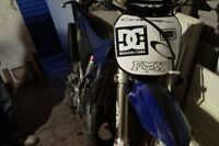 Trading a 2003 yz125 for something street legal