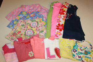 18 month Little Girl clothing Lot