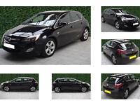 2010 Vauxhall Astra 1.7 CDTi ecoFLEX 16v SRi 5dr