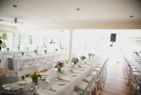 Professional Wedding and Special Events Decorating and Linens