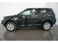2013 BLACK LAND ROVER FREELANDER 2 2.2 TD4 150 XS CAR FINANCE FR £169 PCM