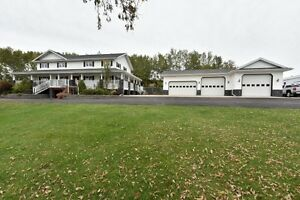 AMAZING PROPERTY in Central Alberta