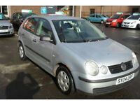 Volkswagen Polo 1.9SDI Twist - 1 Year MOT & 1 Year AA Cover