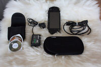 Sony PSP 1001 in great shape,works well  Includes:  Grand theft