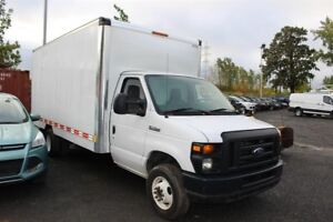 Ford Econoline Commercial Cutaway E-450 SD ** CUBE 16' ** 2016