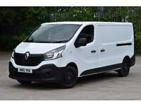 1.6 LL29 BUSINESS DCI S/R P/V 5D 115 BHP LWB DIESEL MANUAL VAN 2015