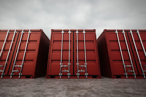 Self Storage on Richmond Boulevard, Napanee  Shipping Containers