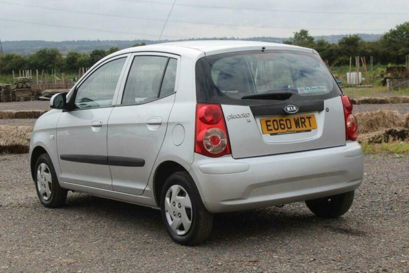 2010 60 KIA PICANTO 1.0 1 5D 61 BHP CHEAP CAR!