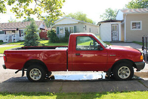 2002 Ford Ranger XL Pickup Truck
